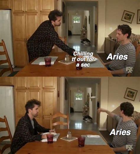 Aries Season Memes