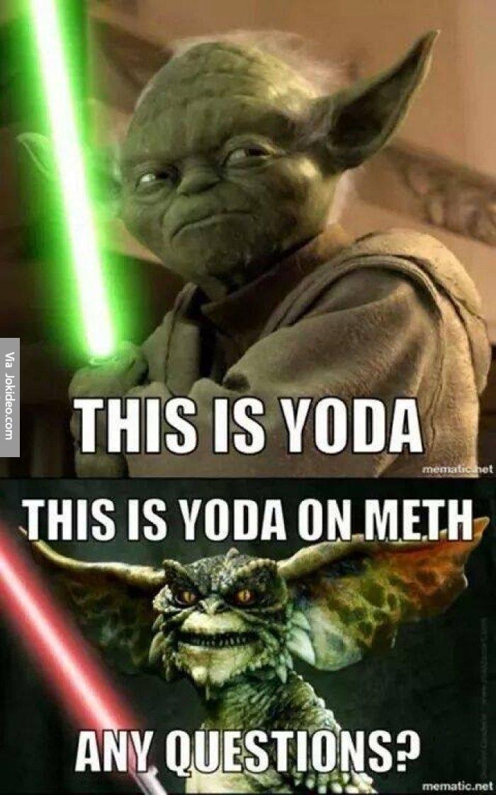 Funny yoda Memes