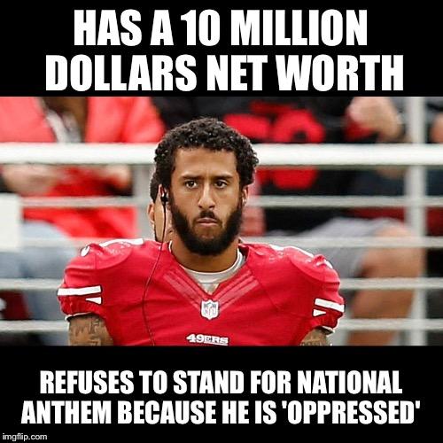 Colin Kaepernick National Anthem Memes