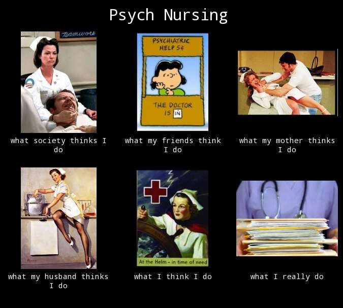 Psych Nurse Memes