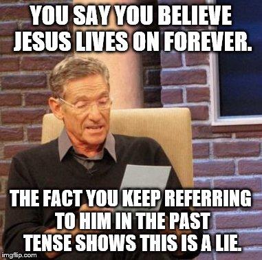funny anti christian memes