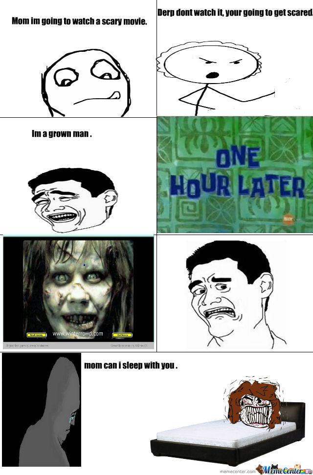 Funny Horror Movie Memes
