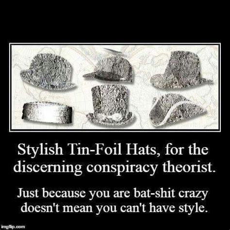 Tin foil hat Memes
