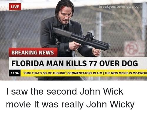John Wick Memes