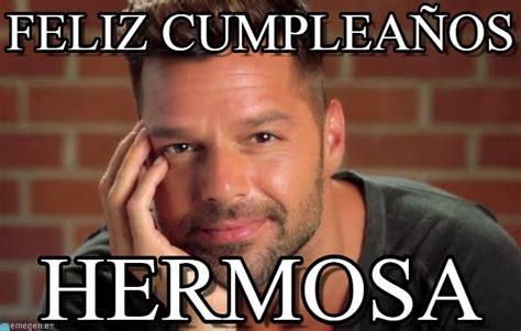 Cumpleanos Feliz Ricky Martin.Ricky Martin Memes