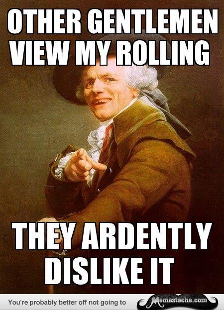 Joseph Ducreux Abrasive Meme Wwwgenialfotocom