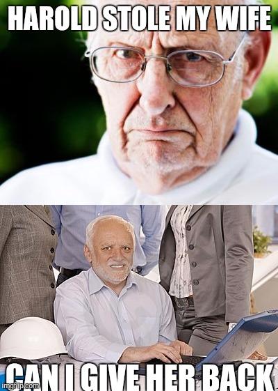 Old Man Memes