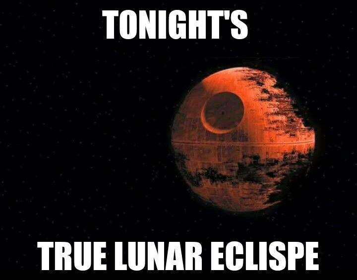Funny Solar Eclipse Memes