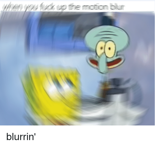 Blur Memes