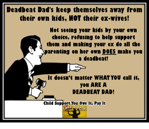 """Deadbeat dad who """"died"""" to get out of paying child support ...  Meme Deadbeat Black Dads"""