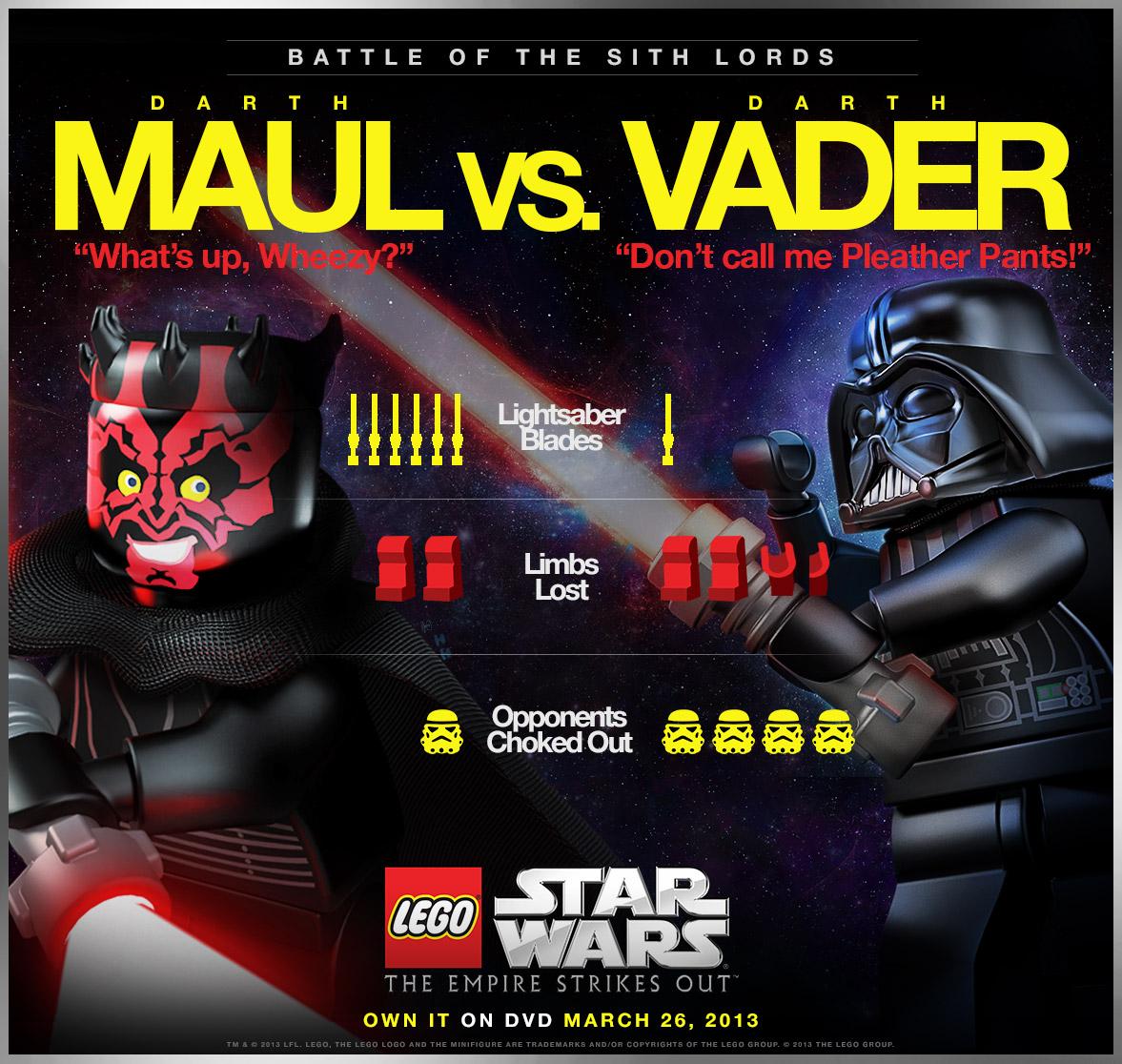 Lego Star Wars Memes