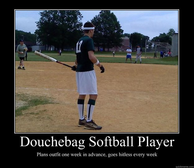Slowpitch Softball Memes
