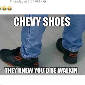 Funny Chevrolet Memes