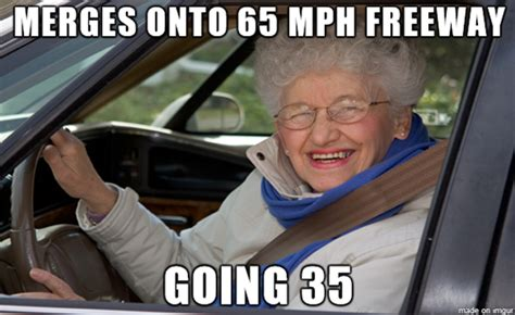 Road Rage Lady Memes