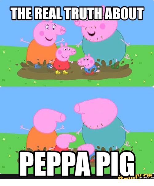 Peppa Pig Memes
