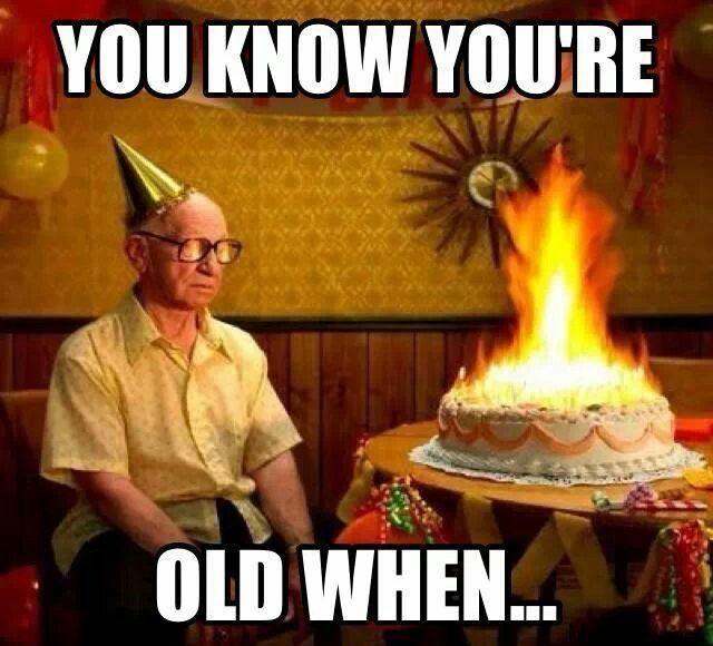 Funny Firefighter Birthday Memes