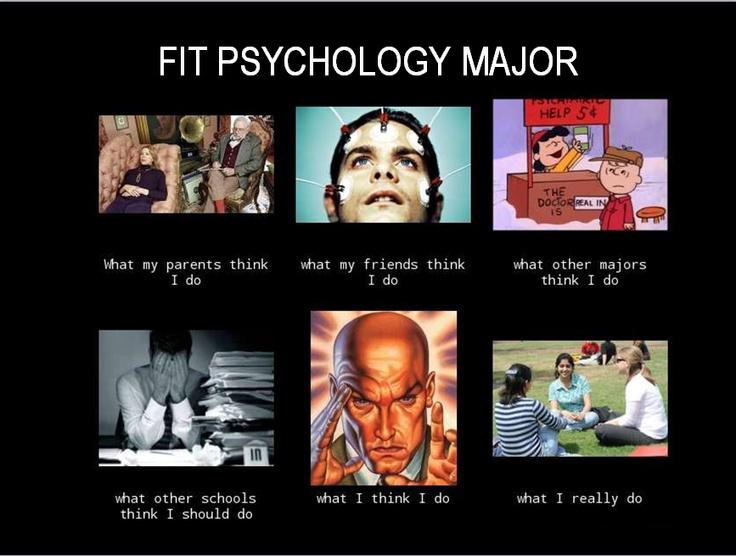Funny Psychology Memes