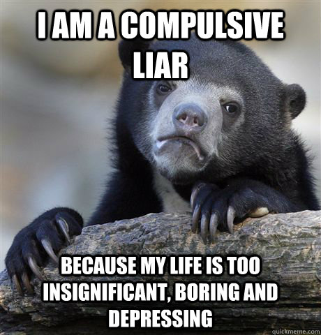 Compulsive Liar Memes