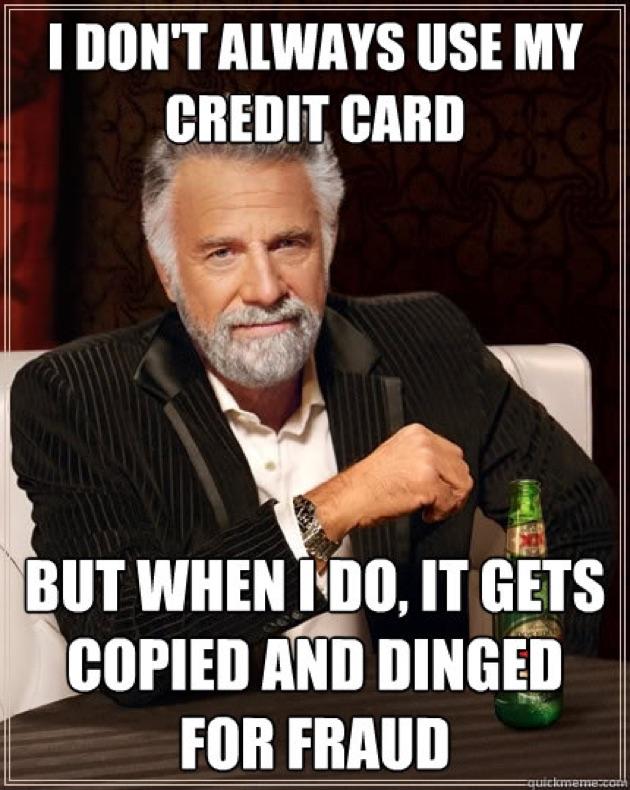 Credit Card Memes