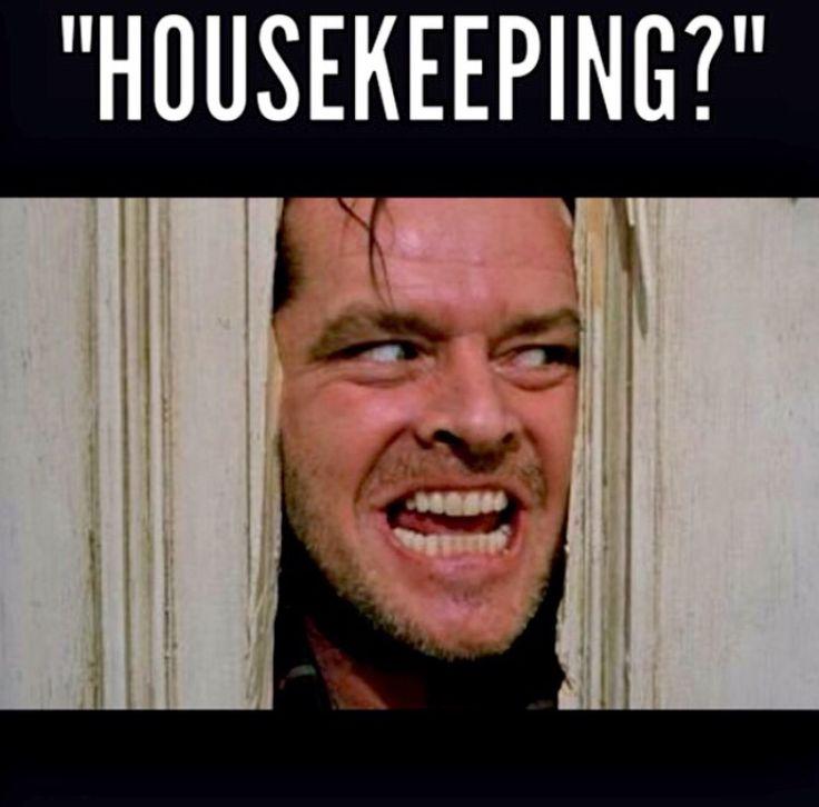 Housekeeping Memes