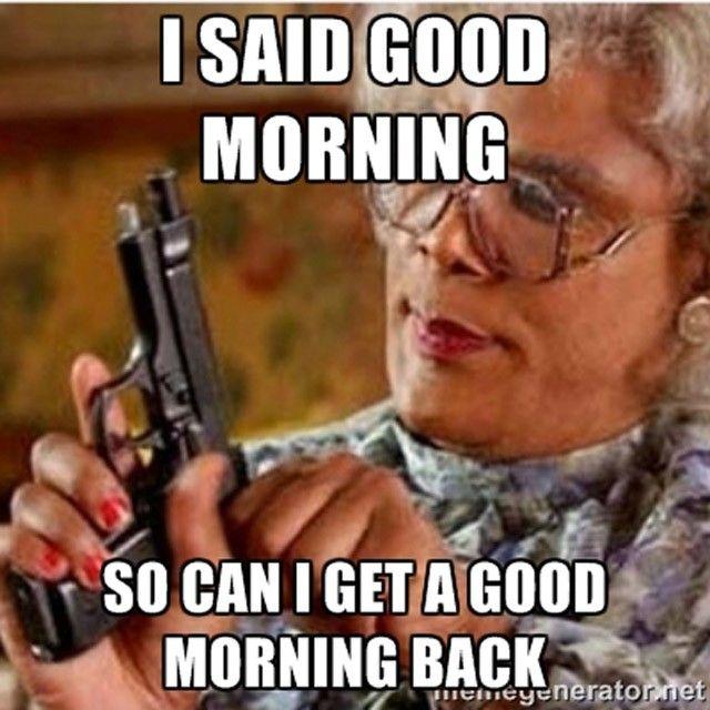 Best Good Morning Memes