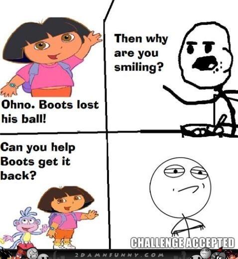 Dora Memes