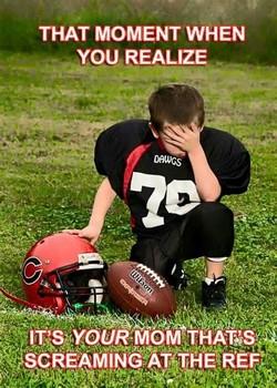 Football mom Memes