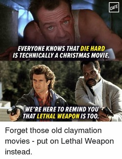Lethal weapon Memes