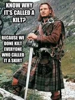 Funny Kilt Memes