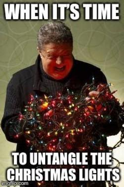 Christmas Light Meme.Christmas Lights Memes