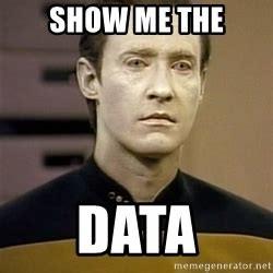 Data star trek Memes