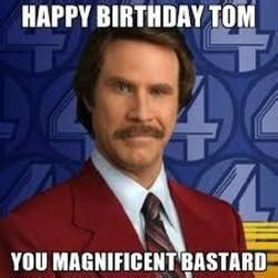 Happy Birthday Tom Memes