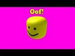 Roblox Oof Memes