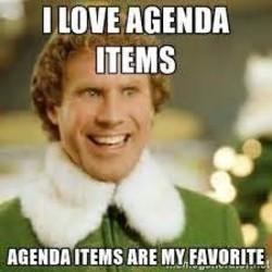 Agenda Memes