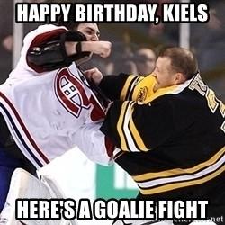 Hockey Birthday Memes